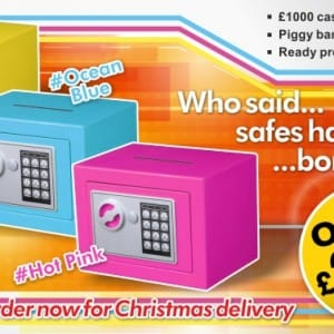 Phoenix compact safe coloured range