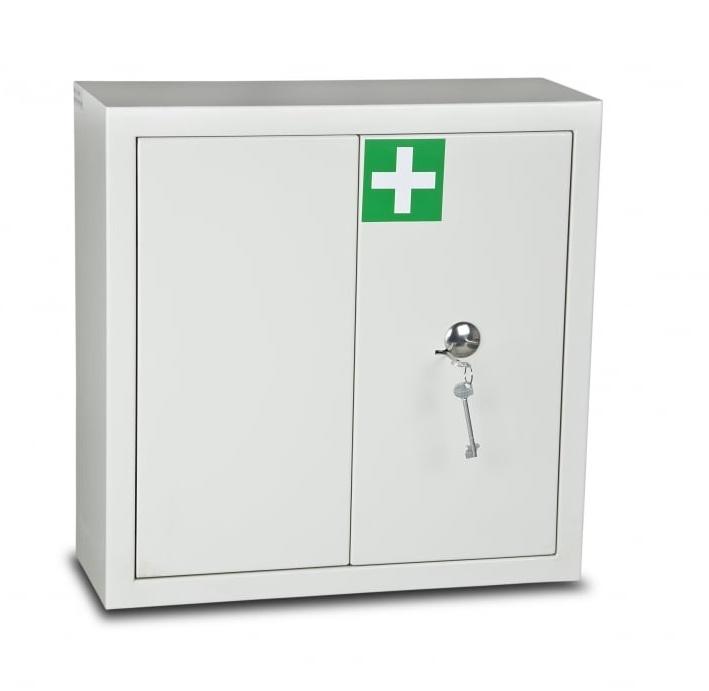 Burton Safes Secure Medical Cabinet