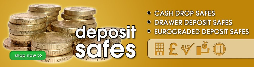 Cash Drop Safes | Deposit Safes | Cash Deposit Safes