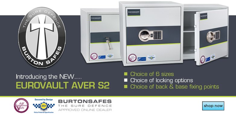 Burton S2 Safes | Burton Safes | Home and Office Safes
