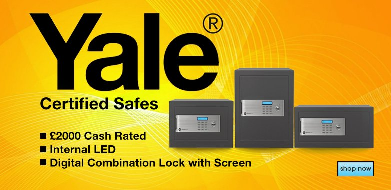 Yale Certified Safes | Yale Safes | Home and Office Safes