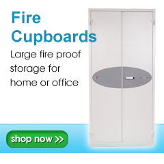 Fire safes fire cupboard