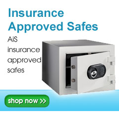 Insurance Approved Safes