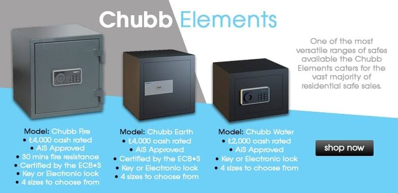Chubb Elements Range