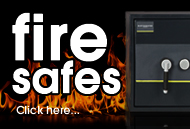Fireproof safes from All About Safes