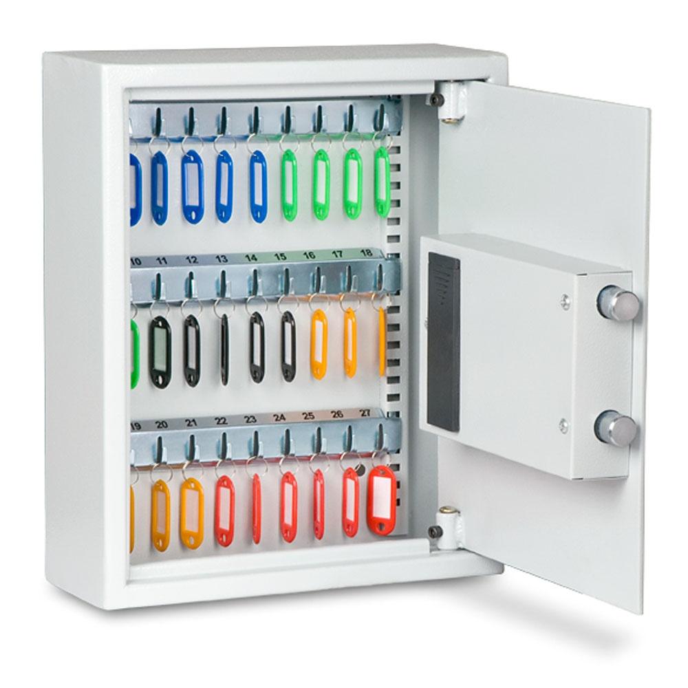 Burton Key Cabinet Model KS27, Key Safes, All About Safes