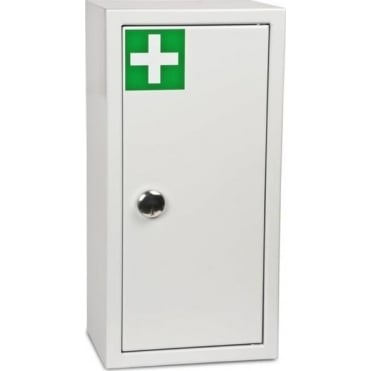 Secure Medical Cabinet Size 1