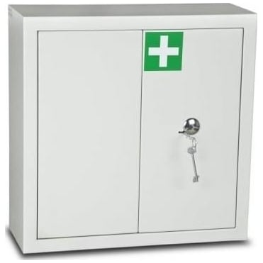 Secure Medical Cabinet Size 2