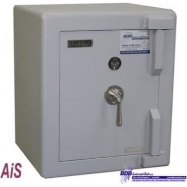 Chubb Stafford High Security Cash Safe (Site Ref: 201)