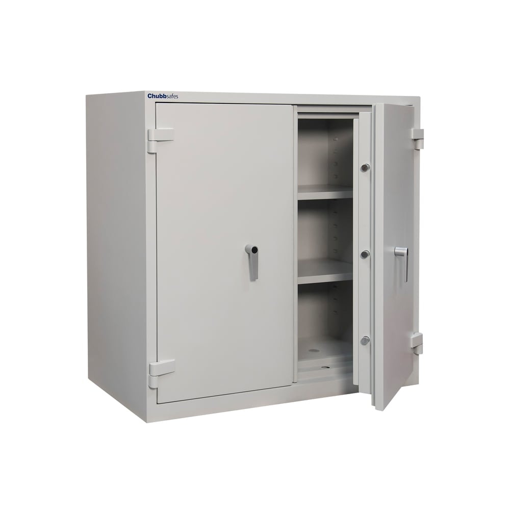 Chubbsafe duplex document cabinet 450 security cabinet for Safe document storage