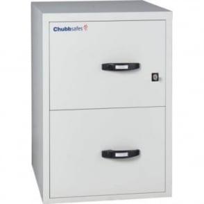 """Fire File 25"""" Filing Cabinet 1HR 2DR"""