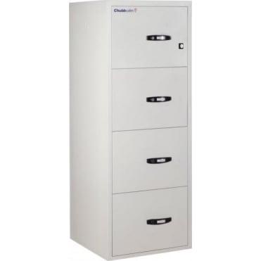"""Fire File 25"""" Filing Cabinet 1HR 4DR"""