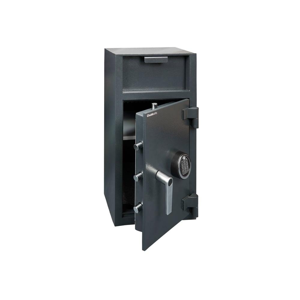 ChubbSafes Omega Deposit Safe 2E, Deposit Safes, All About ...