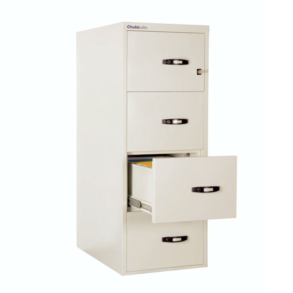 Profile NT Fireproof Filing Cabinet 2HR 4DR | All About Safes