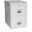 De Raat Safes DRS Protector Filing Cabinet SF-680-2DK