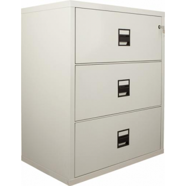 FireKing Lateral Filing Cabinet FK MLT-3-3844-C