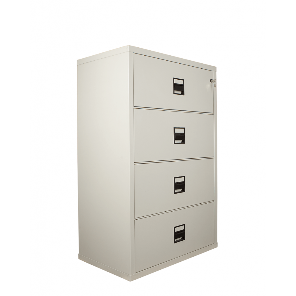 Ordinaire FireKing Lateral Filing Cabinet FK MLT 4 3857 C