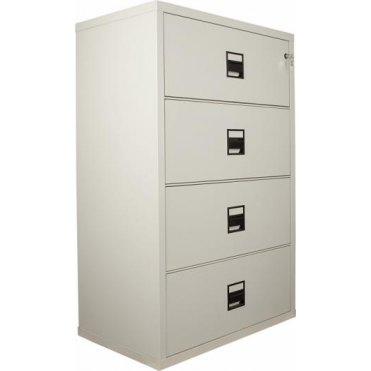 FireKing Lateral Filing Cabinet FK MLT-4-3857-C