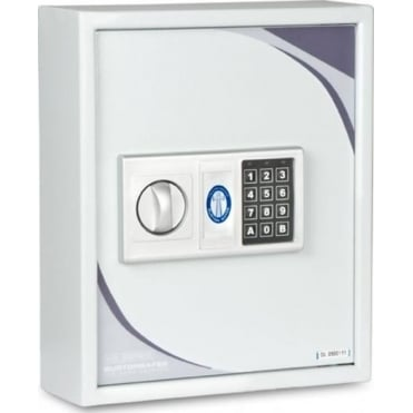 Inspirational Push button Key Cabinet