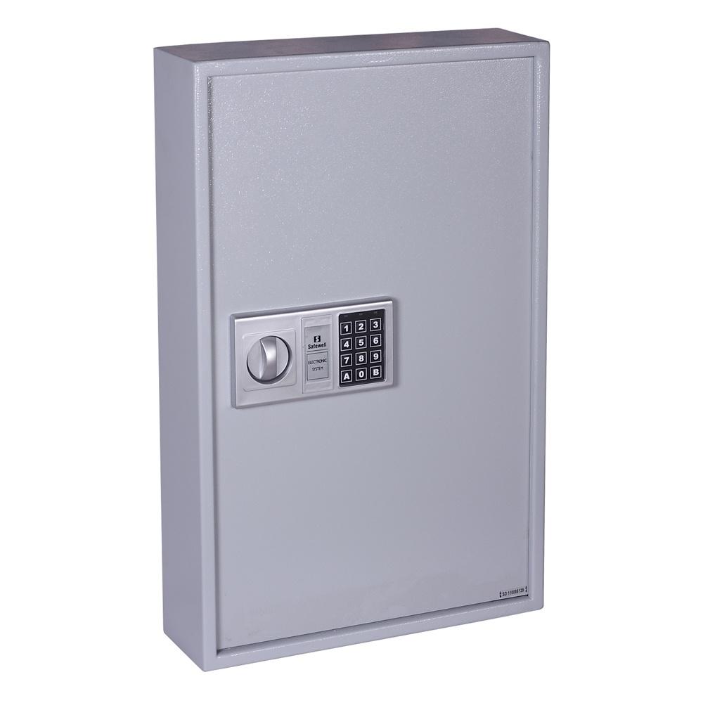 Electronic Locking Key Cabinet 71 Key Storage All