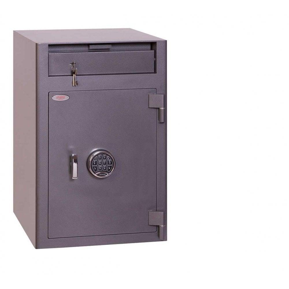 phoenix cashier deposit safe ss0998ed drawer deposit