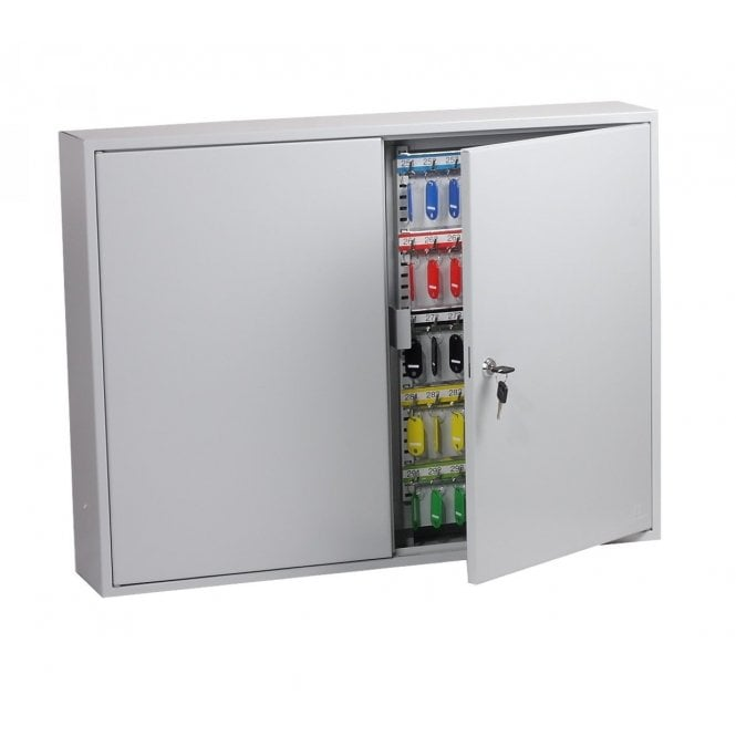 Phoenix Commercial Key Cabinet KC0607K, 600 Key Storage