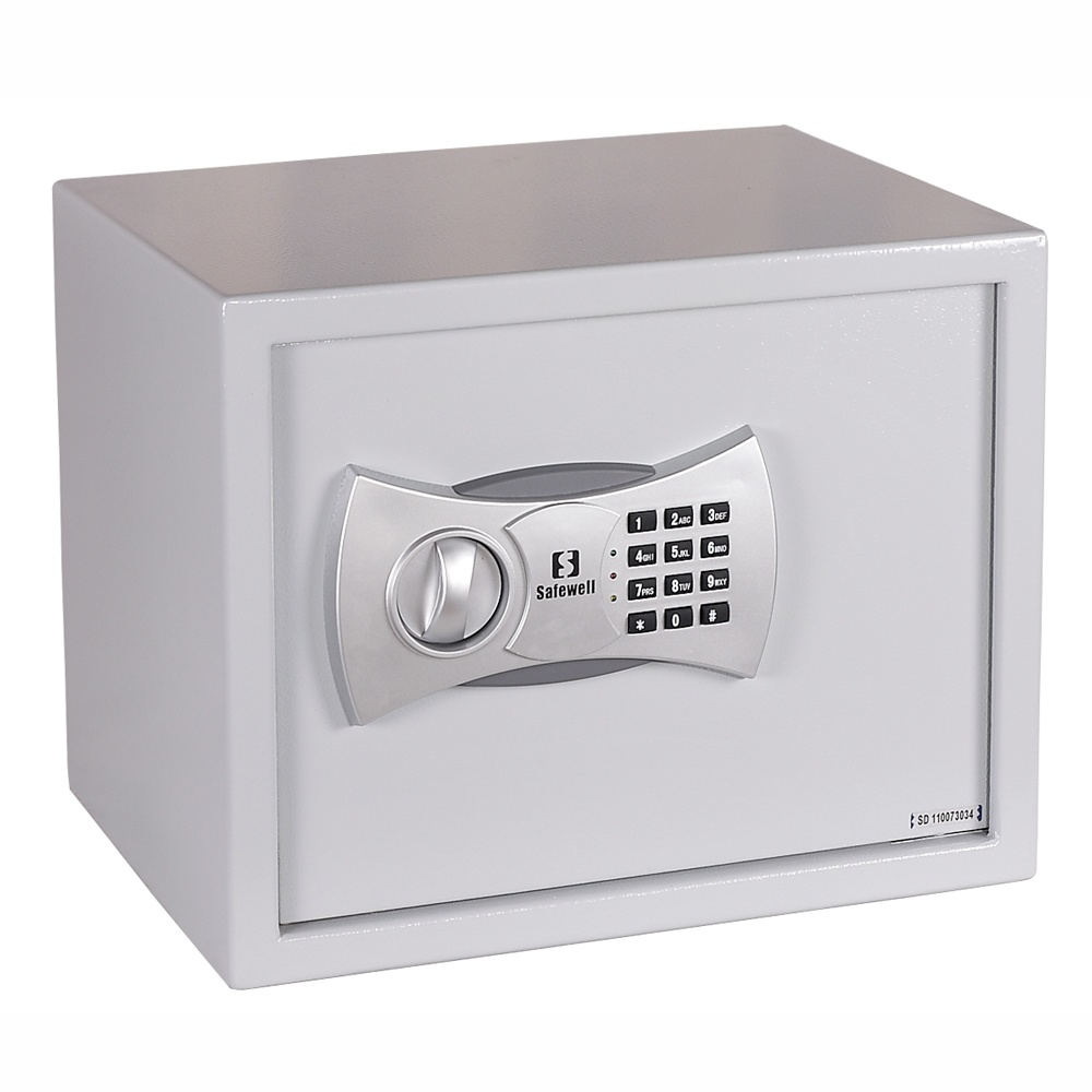 Safewell 30 Eq Electronic Home Safe