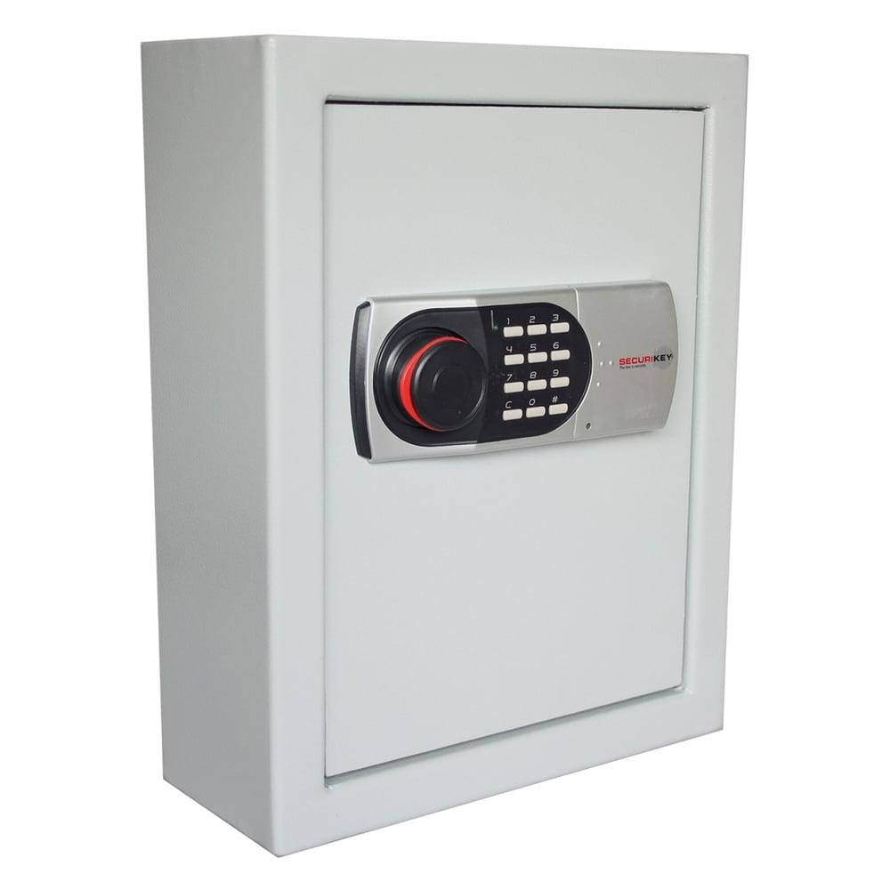 Securikey High Security Electronic Key Safe 80 80 Key Storage