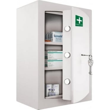 High Security Medicine Cabinet