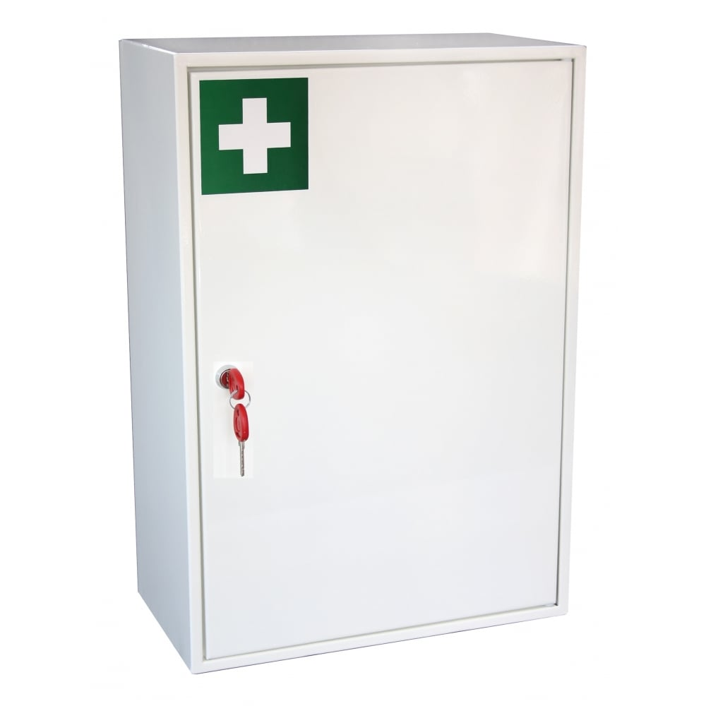 Securikey Medical Storage Cabinet - Size 3 Large, Key Locking ...