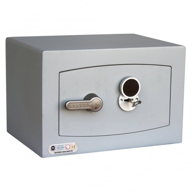 Securikey Mini Vault Gold FR Safe 0K 5th Gen