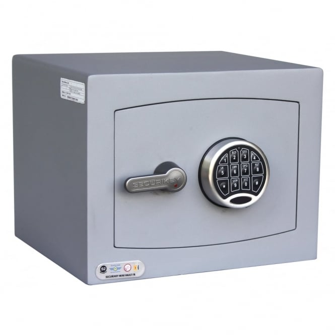 Securikey Mini Vault Gold FR Safe 1E 5th Gen
