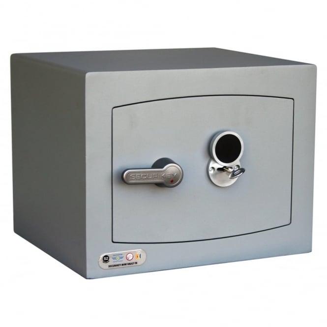 Securikey Mini Vault Gold FR Safe 1K 5th Gen