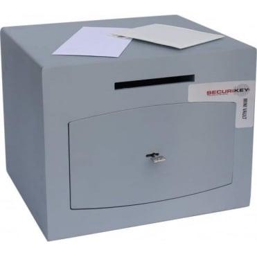 Mini Vault Silver Deposit Safe 1KD