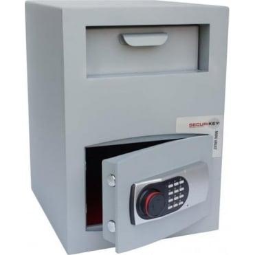 Mini Vault Silver Deposit Safe 2ED