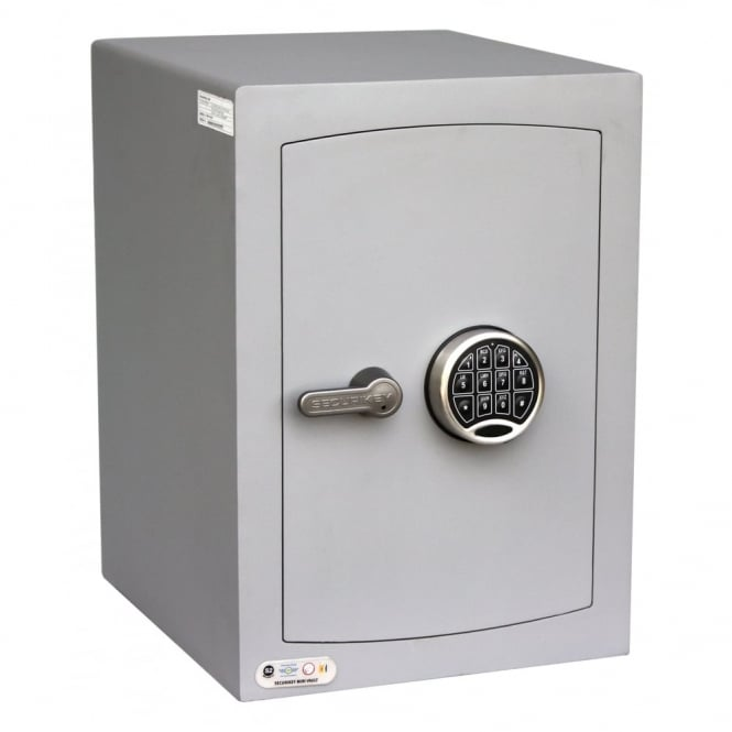 Securikey Mini Vault Silver Safe 2E 5th Gen