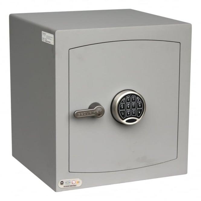 Securikey Mini Vault Silver Safe 3E 5th Gen