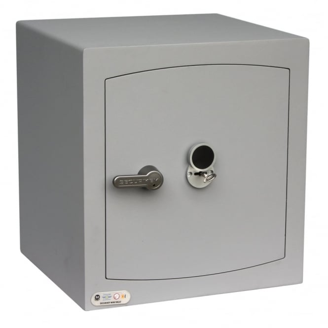 Securikey Mini Vault Silver Safe 3K 5th Gen