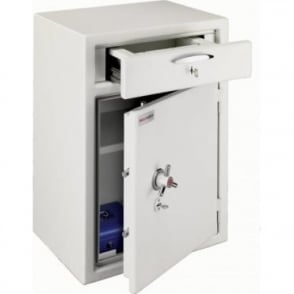 Steel Stor Deposit Safe Front Drawer SC60WDD