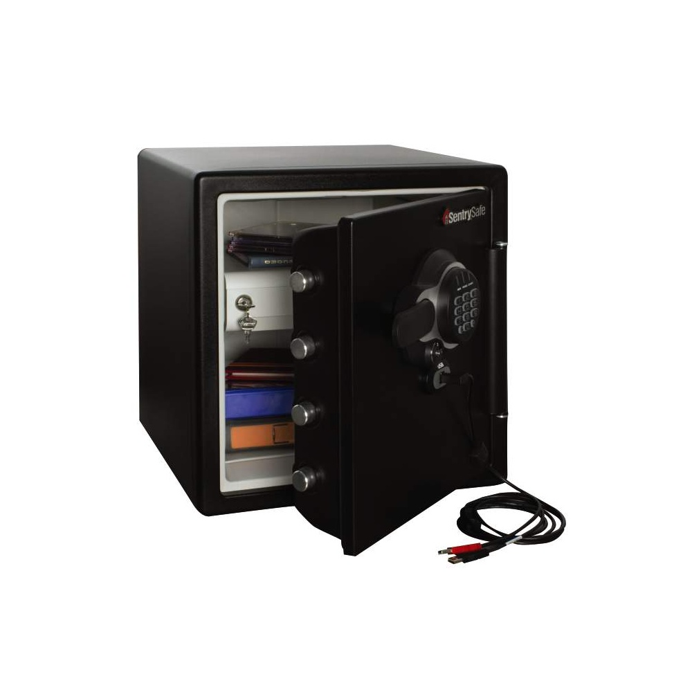 Sentry Safe Electronic Fire Safe Fireproof Safes All