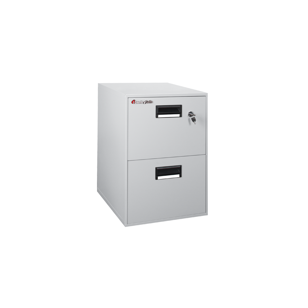 Sentry Safe 2 Drawer 60min Fire Resistant File